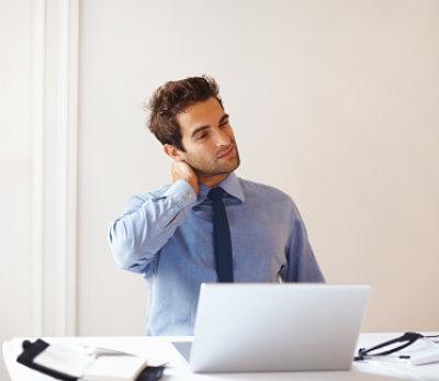 chronic and acute neck pain